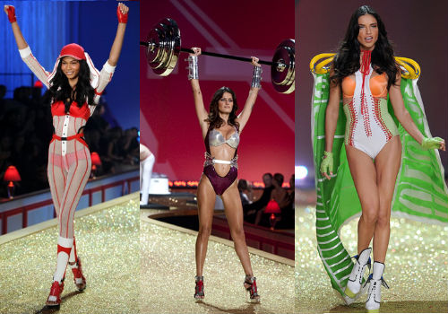 7c55ffdb3 Lingerie Sports Couture! VS Fashion 2010! « sportscouture