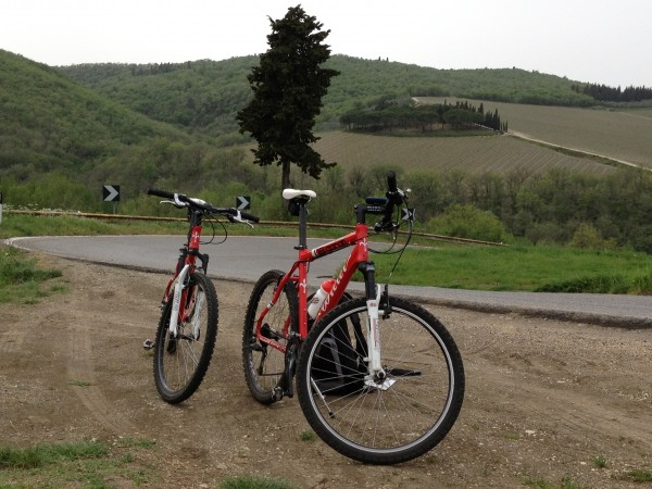Bike Fernanda Carvalho Toscana
