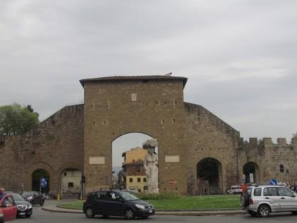Saída de Firenze